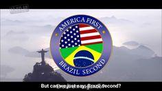 NEWS !!! America first , Brazil second !! must watch
