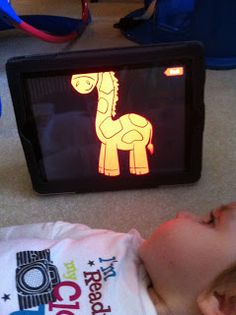 Bridget Bailey from Babies with iPads lists her 10 favorite apps for children with Cortical Vision Impairment.