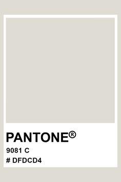 PANTONE 9081 C #pantone #color #pastel #hex Pastel Colors, Neutral Colors, Paint Colors, Pantone Swatches, Color Swatches, Pantone Matching System, Pallet Painting, Color Studies, Nude Color