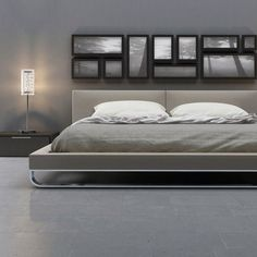 Real Deal Furniture & Mattress's Jane Modern Bed