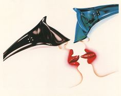 O bizarro e o surreal em ilustrações dos anos 70 e 80 - IdeaFixa