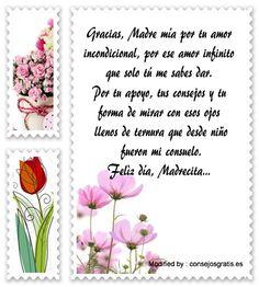 descargar mensajes bonitos para el dia de la Madre,mensajes de texto para el dia de la Madre: http://www.consejosgratis.es/bonitos-mensajes-de-texto-por-el-dia-de-la-madre/