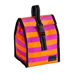 SCOUT Croquettish Doggie Bag Lunch Cooler, 7-1/2 by 11-1/2 by 7 Inches.