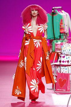 M-B Fashion Week Madrid. Otoño/Invierno 2014-2015. Agatha Ruiz de la Prada