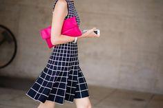 Skinny Hipster / StreetStyle: New York Fashion Week 2013 Day 1-3 // via bestfashionbloggers.com