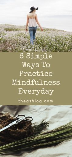 How to practice mindfulness everyday