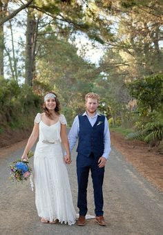 Coromandel Wedding by Joanna Walker