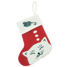 Kitty Holiday Stocking - Wild Woolies (H) #BusinessManagementDegree