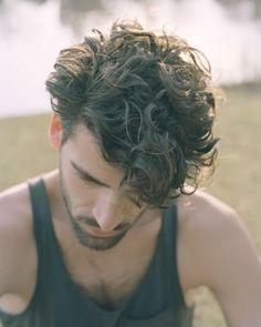 cabelo cacheado masculino (16) Mais