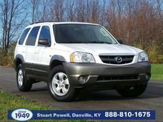 Come test drive this 2004 Mazda Tribute at Stuart Powell in Danville, Kentucky >> https://youtu.be/kzqaWY8mINA