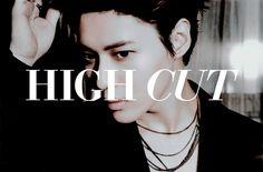 #Taemin #maknae #SHINee #photoshoot #Highcut