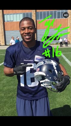 For those who don't know he used to play for K-State Seattle Mariners, Seattle Seahawks, Tyler Lockett, Kansas State University, Different Sports, Good Attitude, 12th Man, Beast Mode, Football Team