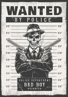Wanted Modern Poster #Wanted, #Modern, #Poster