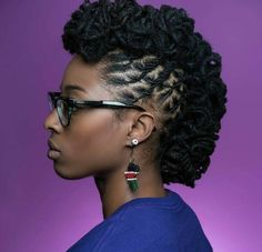 Dreads Styles For Women, African Braids Styles, Natural Hair Styles For Black Women, Long Hair Styles, Natural Styles, Short Locs Hairstyles, My Hairstyle, Twist Hairstyles, Protective Hairstyles