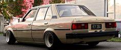 Toyota KE70 Corolla 4AGE 1982
