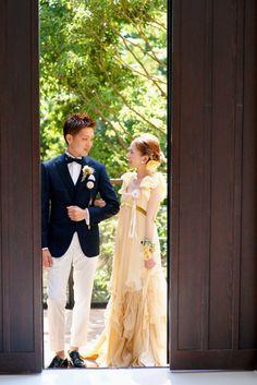 8/4レポ 14~dress change&再入場~ の画像|My Wedding Story...