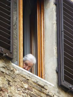 Italy - Great great Grama - is that you?