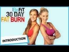 gefit fat burn calendar