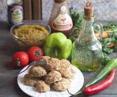 Диетические котлеты из индейки с кабачком   Рецепты правильного питания - Эстер Слезингер