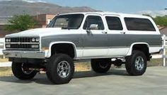 1988 chevy suburban