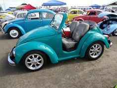 VW pictures from Bug-O-Rama 72