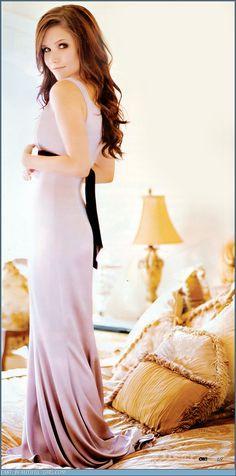 Sophia Bush. Absolutely stunning.