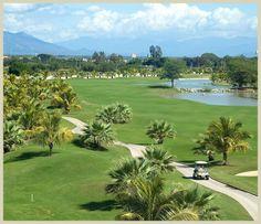 El TIGRE CLUB de GOLF, Nuevo Vallarta.  Inaugurado en Marzo del 2002, El Tigre Club de Golf es la nueva adición a la creciente familia de excelentes campos de golf en Vallarta-Nayarit. Este campo par 72 tiene una dimensión de 7,239 y fue creado por Robert Von Hagge, reconocido diseñador Texano que con este campo se encuentra en la posición envidiable de ser el diseñador más prolífico en México