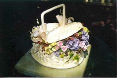Gorgeous!     Garden Cakes  Designed and created for you by  Chef Lori Ann Blethen