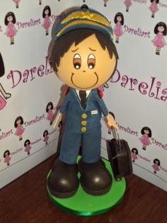 Dareliart: Piloto - Encomenda da Andressa