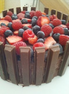 Going to try this tonight for my husband's birthday cake! Yum