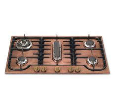 Forni Rame, Range Cooker Blocchi Cottura e Piani Cottura - Restart srl - Restart Florence Kitchens Kitchens Made in Italy Metal kitchens and accessories Range Cooker Taps Copper Hoods Copper Hoods Stainless
