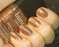 Hello There, Blondie!: butter LONDON : Bit Faker