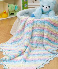 Diamond Blanket for Baby