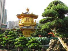 Nan Lian Gardens, Diamond Hill, Hong Kong