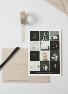 Artifact Uprising Holiday Cards | Print your instagrams in a premium quality 100% recycled holiday card. Featuring stunning designs by @amandajanejones
