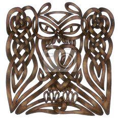 celtic owl - Google Search
