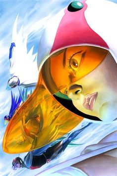 Alex Ross - Battle of the Planets