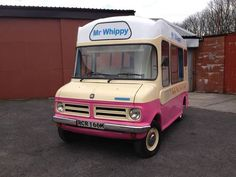 Classic / Historic Ice Cream Van Bedford Cf Choice For Sale Bedford Van, Roof Hatch, Ice Cream Van, Diesel Engine, Old Cars, Recreational Vehicles, Cars For Sale, Classic Cars, Automobile