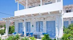 Kimolos Hotel, Psathi, Kimolos, Greece.
