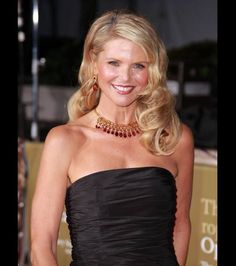 Christie Brinkley is a vegetarian supermodel who reportedly enjoys snacking on sweet potatoes!