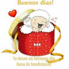 Buenos días Good Morning In Spanish, Good Morning Good Night, Daily Life Quotes, Valentine's Day Quotes, Valentines Day Greetings, Happy Valentines Day, I Love Mondays, Spanish Greetings, Morning Thoughts