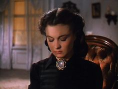 Vivien Leigh in Gone with the Wind (1939).