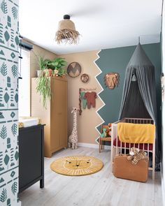 55 Fall Home Decor Trends You are Loving These trendy Home Decor ideas would gain you amazing compliments. Check out our gallery for more ideas these are trendy this year. Kids Bedroom Designs, Kids Room Design, Nursery Design, Baby Bedroom, Nursery Room, Nursery Decor, Nursery Ideas, Nursery Themes, Bedroom Ideas