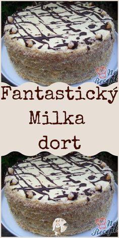 Sweet Recipes, Cake Recipes, Tiramisu, Food And Drink, Ethnic Recipes, Desserts, Cakes, Essen, Diy Crafts