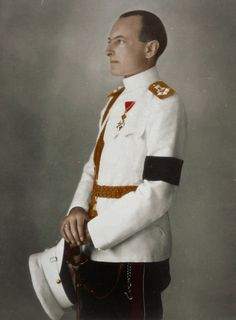 Prince Paul of Yugoslavia, who became Regent in 1934 after the assassination of his cousin, King Alexander I.