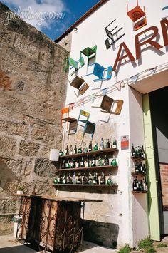 Armazém, Porto