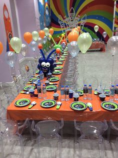 Miles From Tomorrowland Party Setup