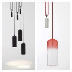 Wendy Maarten // Pulley lamps