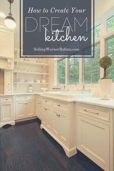 Bon Tips For Creating Your Dream Kitchen