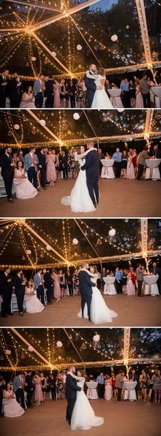 Cleart Tent Wedding Reception at Desert Plantation - Simply Magical Wedding Lights   A Princess Inspired Blog